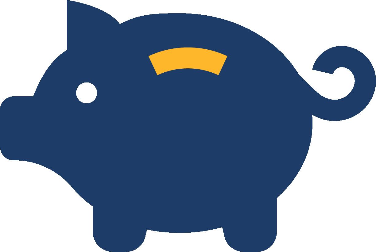 ahorro icono