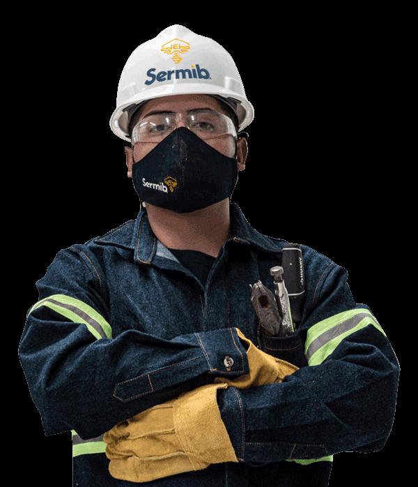 Personal mantenimiento industrial